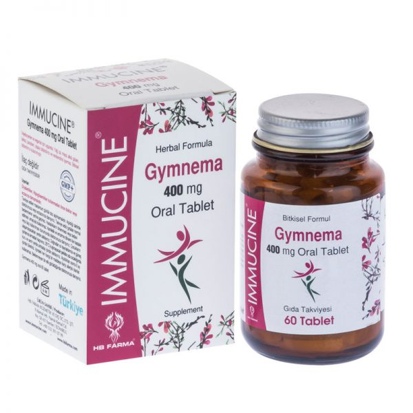 Immucine Gymnema 400mg Oral Tablet
